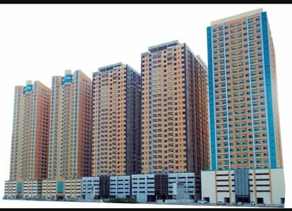 شقة 2 غرفة نوم للايجار في مدينة الإمارات، عجمان - شقة في مدينة الإمارات 2 غرف 21000 درهم - 4094684