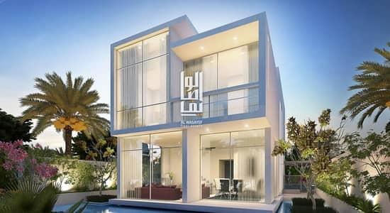 Own luxury Villa  at a price 1.7 M in Dubailand