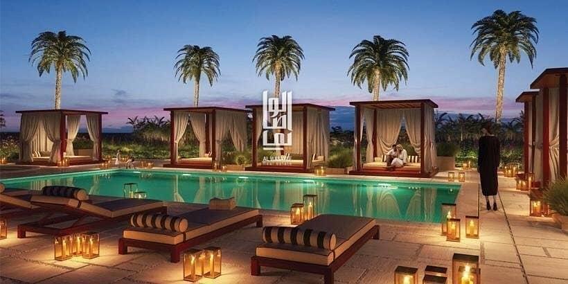 10 Own luxury Villa  at a price 1.7 M in Dubailand