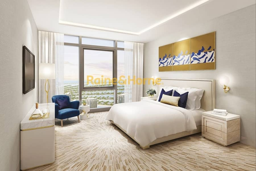 1 Fully Furnished Studio in The Palm Tower