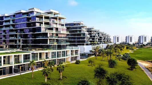 2 Bedroom Flat for Sale in DAMAC Hills (Akoya by DAMAC), Dubai - with 100k only you can move to your apartment and installment the remaining for 4 years