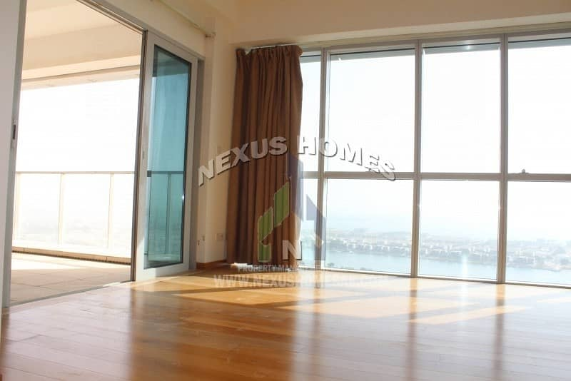 2 Enrich 3Bedroom Pent House with Mesmerizing Views!