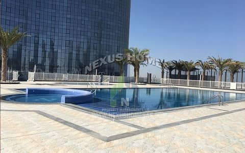 1 Bedroom Apartment for Rent in Al Reem Island, Abu Dhabi - Brand New ! One Bedroom Apt in Al Reem Island AUH