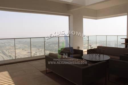 شقة فندقية 3 غرفة نوم للايجار في مدينة زايد الرياضية، أبوظبي - Exclusive TopNotch Fully Service Triplex Penthouse