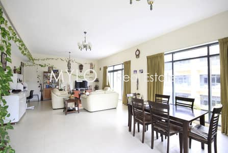 4 Bedroom Apartment for Sale in The Greens, Dubai - Upgraded|Impeccably Maintained|Pool view