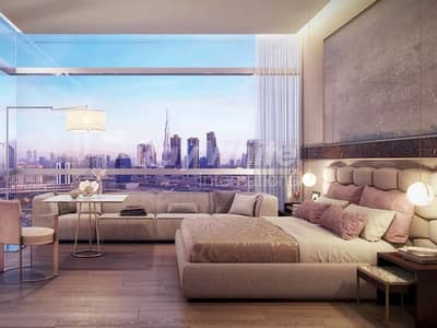 استوديو  للبيع في وسط مدينة دبي، دبي - Luxury Studio Deluxe @Langham Place Res.