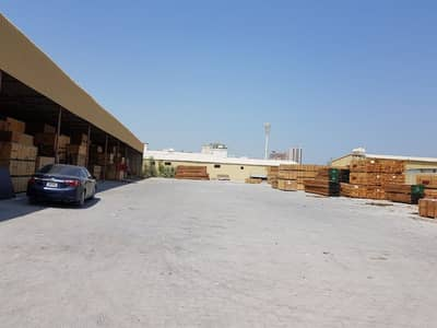 ارض تجارية  للايجار في المدينة الصناعية الجديدة، عجمان - ارض تجارية في المدينة الصناعية الجديدة 375000 درهم - 4098637