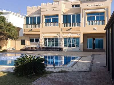 4 Bedroom Villa for Sale in Marina Village, Abu Dhabi - Hot Offer! Own A Sea Front 4 Bed Royal Marina Villa! Earn Huge ROI