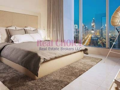 1 Bedroom Apartment for Sale in Downtown Dubai, Dubai - Investment Opportunity|Post Handover Plan|1BR
