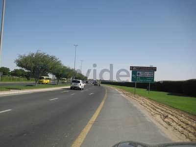 Plot for Sale in Nad Al Sheba, Dubai - G+1 Corner Villa Plot in Nadd Al Sheba 1