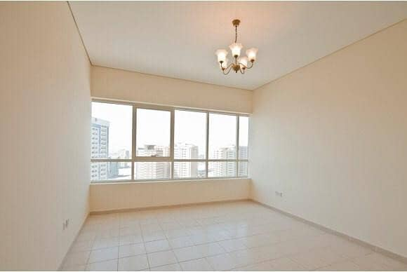 Spacious chiller free 2bhk 50k with all facillities in alnahfa sharjah