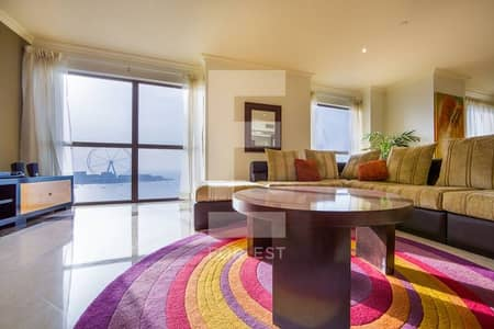 Furnished | 4 Bedroom | Full Sea View