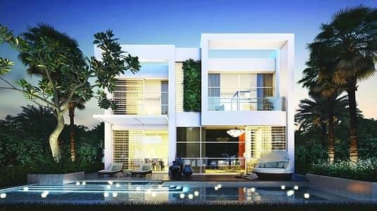 3 Bedroom Villa for Sale in Dubailand, Dubai - In the finest complex in Dubai, the villa has only 1100000