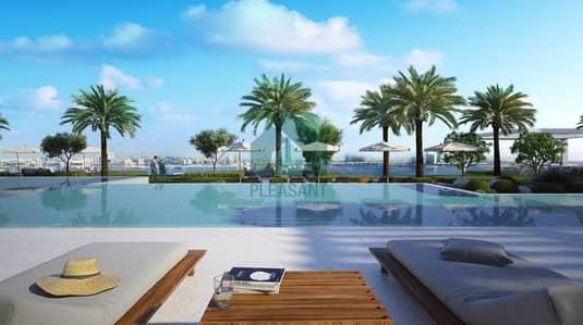 شقة 1 غرفة نوم للبيع في ذا لاجونز، دبي - Sea View 1 Br. Apt with 5% Booking with 2 Yrs Post Handover PP