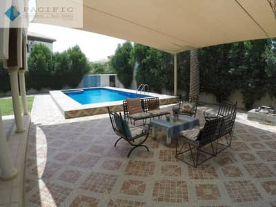 5 Bedroom Villa for Rent in The Villa, Dubai - Granada Type I Huge Swimming Pool I  Vacant  in July