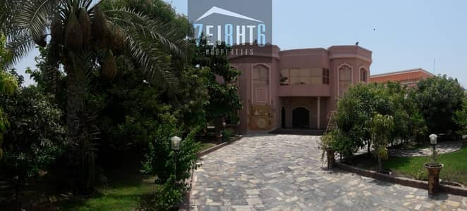 4 Bedroom Villa for Rent in Muhaisnah, Dubai - Amazing designer garden: 4 b/r independent high quality luxury villa + maids room + superb large landscaped garden