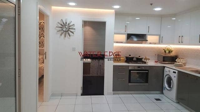 2 Amazing furnished 2 BR with study in Glitz I Brand new!