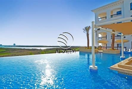1 Bedroom Apartment for Sale in Yas Island, Abu Dhabi - On Ground Floor w/ Balcony 1 Bedroom Apartment Ansam
