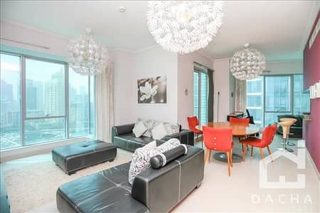 2 Bedroom Flat for Sale in Dubai Marina, Dubai - Rare Property / Best 2 Bed in Promeande