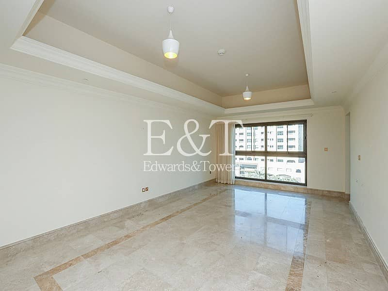 Well maintained unfurnished 1BR - G Type