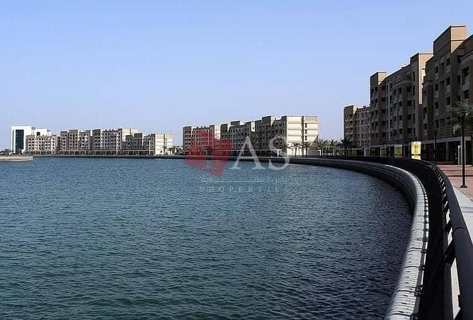 Elegant Furnished Studio Apartment For Rent in  Mina Al Arab - The Lagoon