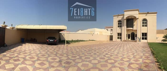 5 Bedroom Villa for Rent in Al Mizhar, Dubai - Exceptional value: 5 b/r beautifully presented high quality independent villa + maids room + private landscaped garden