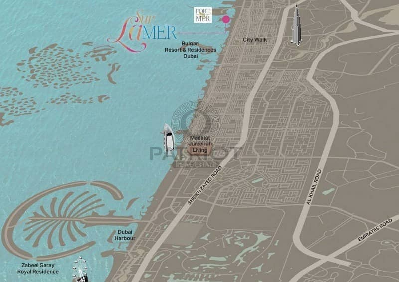 18 SUR LA MER JUMEIRAH 1 BY MEERAS NEW LAUNCHED