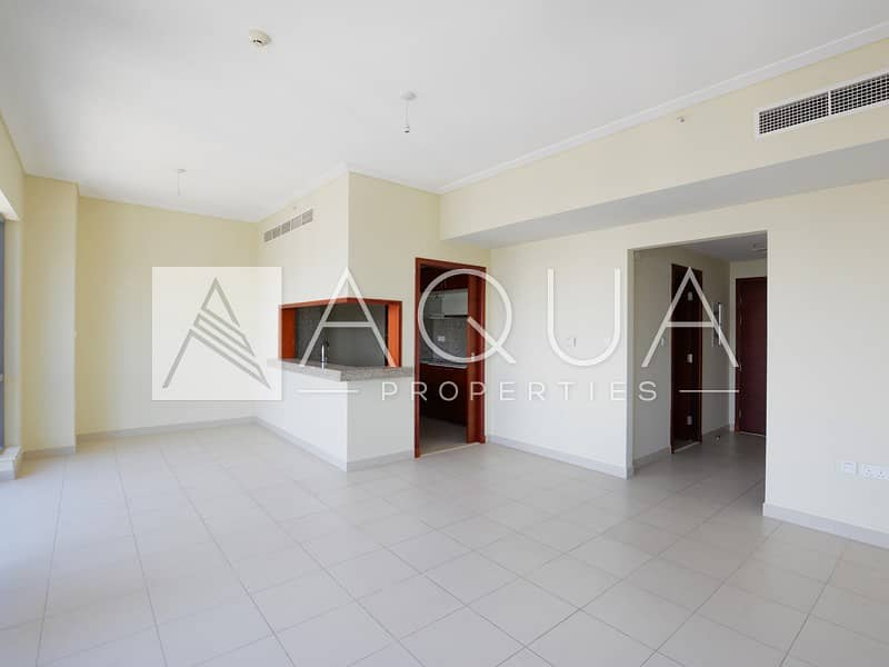 1 Big Balcony | High Floor | Well Maintained