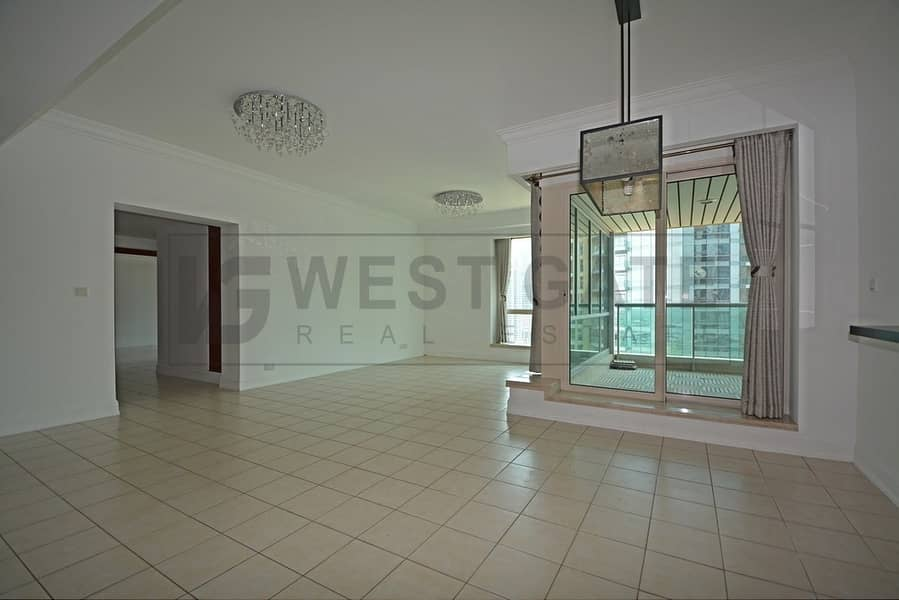 2 Spacious | w/ Study Room | Unfurnished | Vacant