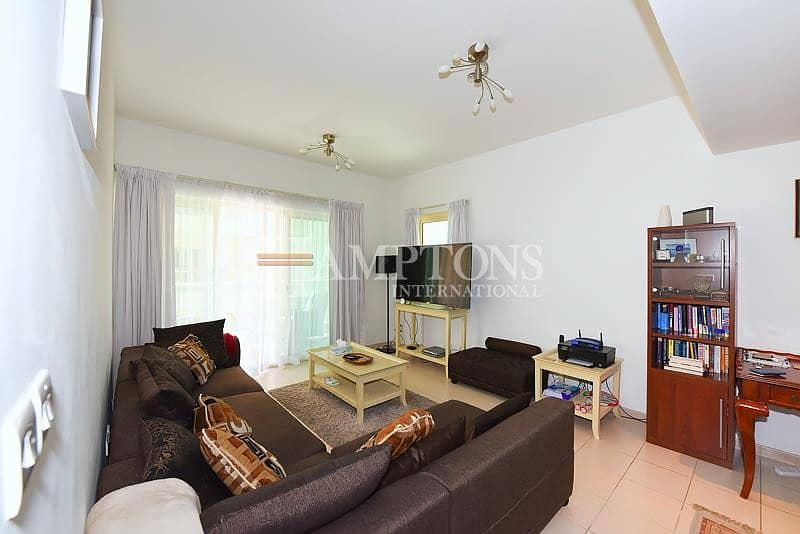 2BR Aprt | The Greens with Nice View | Vacant