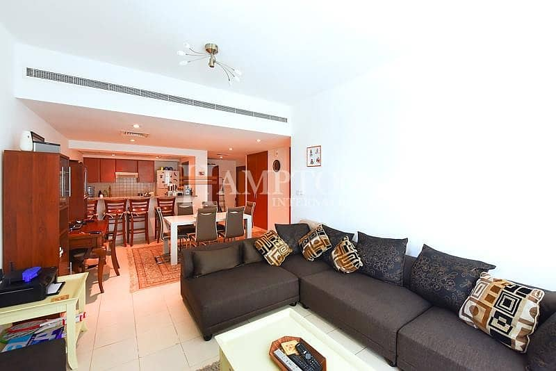 2 2BR Aprt | The Greens with Nice View | Vacant