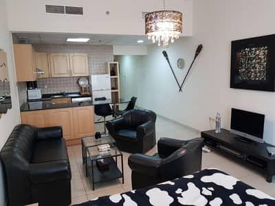 Studio for Rent in Jumeirah Lake Towers (JLT), Dubai - Very Nice Furnished Studio in Armada Tower 3 JLT,.