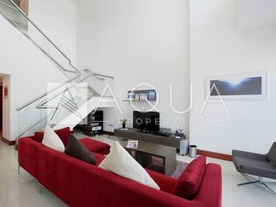Furnished | 2 BR Duplex Unit | High Floor