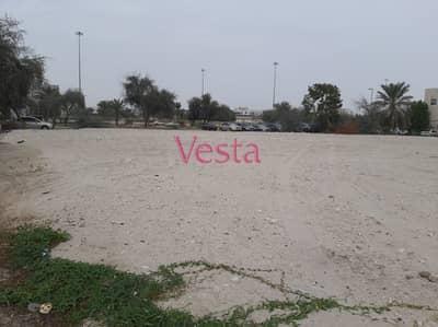 ارض استخدام متعدد  للايجار في بين الجسرين، أبوظبي - Land with construction pre-approval