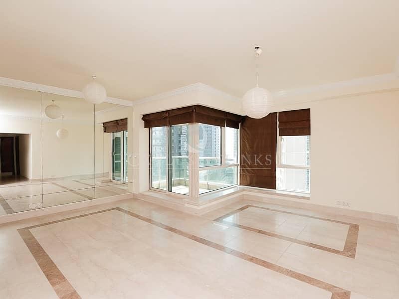 Stunning 2 bedroom + study | Partial Marina View