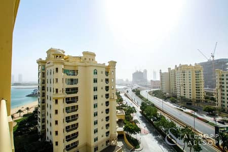 3 Bedroom Flat for Sale in Palm Jumeirah, Dubai - 3 Beds | Maids | Penthouse Level | Beach