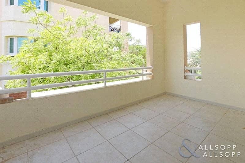 2 Corner Unit | 1 Bedroom | Private Balcony