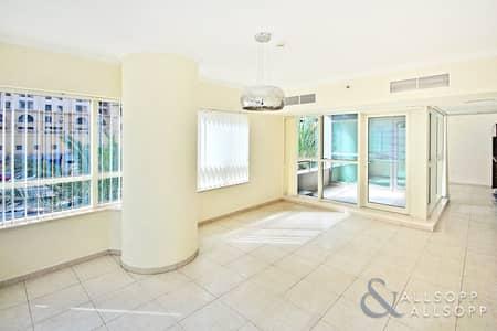 شقة 2 غرفة نوم للبيع في دبي مارينا، دبي - Vacant | Two Bed | Large Balcony | Emaar