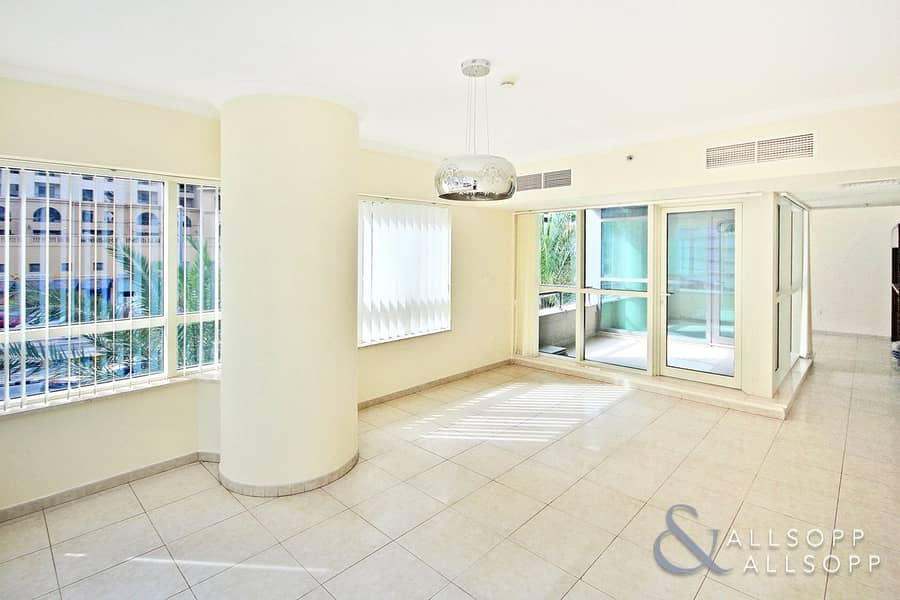 Vacant | Two Bed | Large Balcony | Emaar