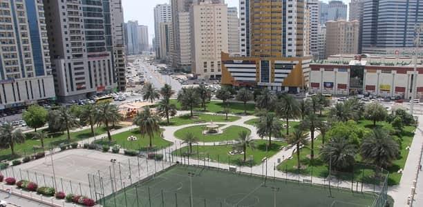 3 Bedroom Apartment for Rent in Al Nahda, Sharjah - Garden 2