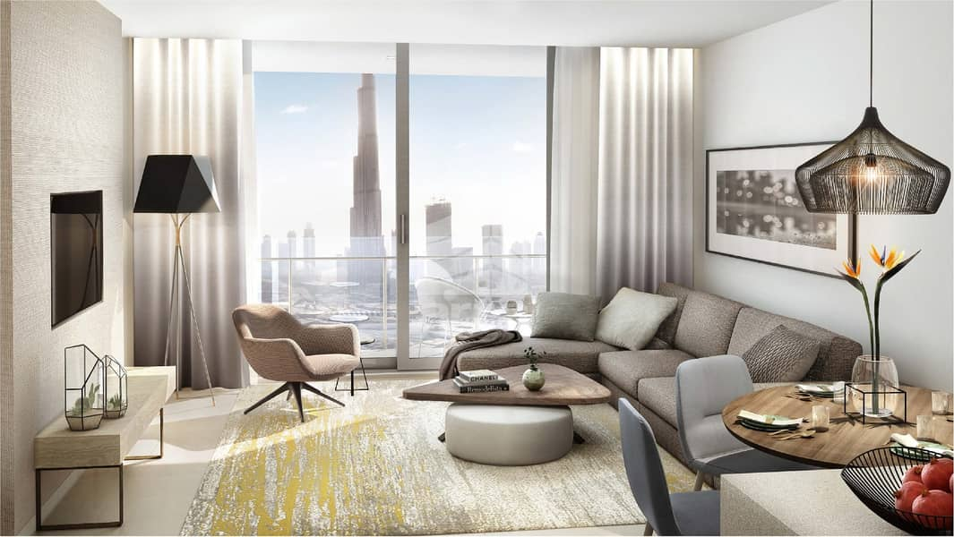 2 Bigger Size| Higher Floor| Business Center Location