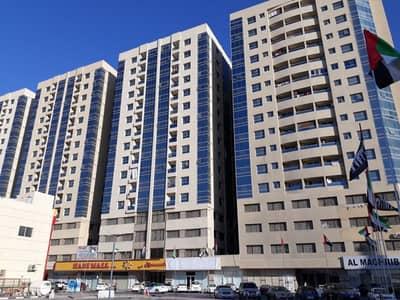 استوديو  للايجار في جاردن سيتي، عجمان - شقة استوديو متاحة للإيجار في أبراج جاردن سيتي ماندرين. 13000
