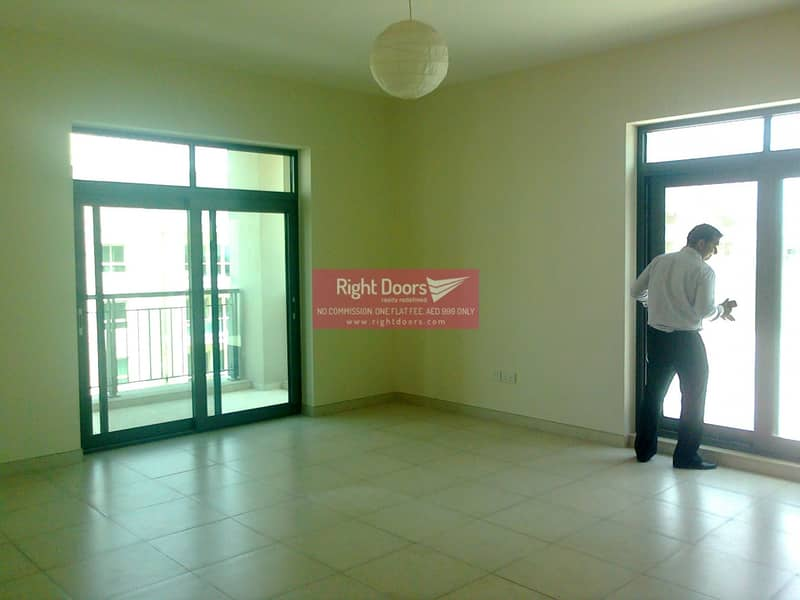 2 2BR+Study For Rent No 5% Com Pay aed 999!!