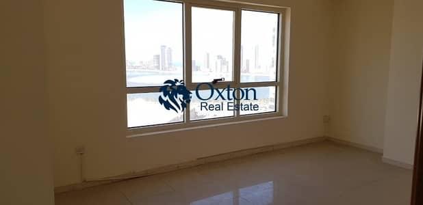 شقة 3 غرفة نوم للايجار في التعاون ، الشارقة - Full Open View 3-BHK+1 Store Room With Balcony No Deposit