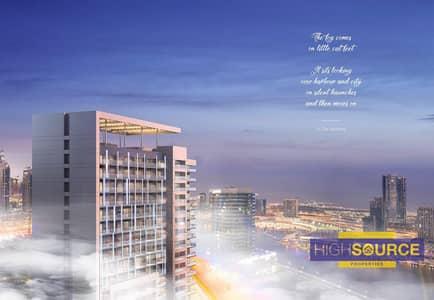 شقة 1 غرفة نوم للبيع في الخليج التجاري، دبي - Lowest Price in Business Bay REVA RESIDENCES
