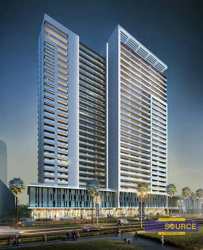 2 Bedroom Apartment for Sale in Business Bay, Dubai - Cheap 2BHK in Business Bay VERA RESIDENCES