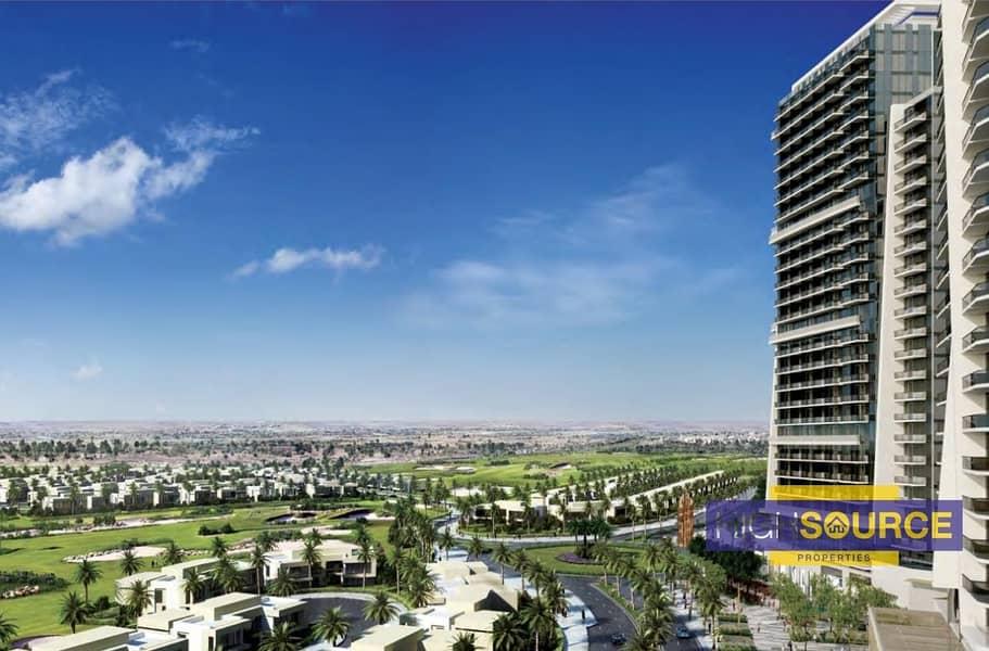 2 10% Net Profit Furnished Golf View Apartment KIARA