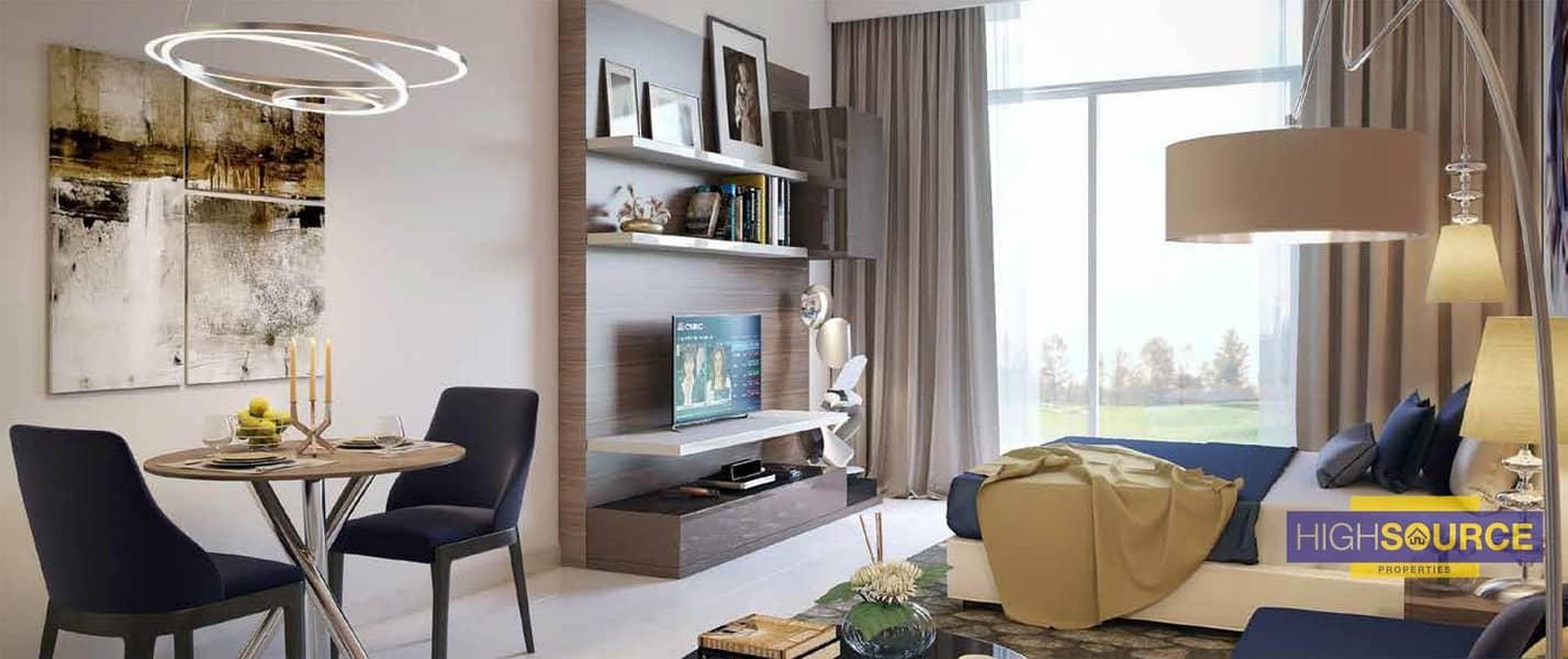 11 10% Net Profit Furnished Golf View Apartment KIARA