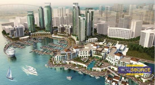 شقة 1 غرفة نوم للبيع في ذا لاجونز، دبي - Marina Harbor Wildlife Sanctuary Dubai Creek Residences