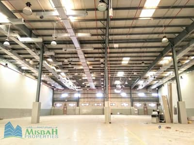 Warehouse for Rent in Al Quoz, Dubai - 000 sqft Tax free Warehouse with Office block in reasonable rent